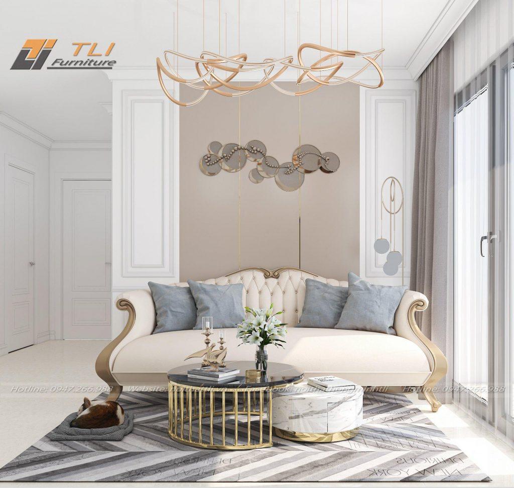 Sofa nhà Chị Hồng, S101, Vinhomes Smart City