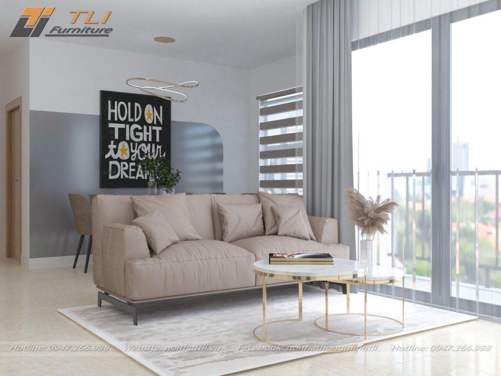 Sofa nhà Anh Vũ, S101, Vinhomes Smart City