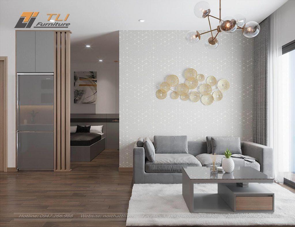 Sofa nhà Chú Trung, S202, Vinhomes Smart City
